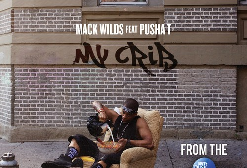 Mack Wilds – My Crib (Remix) Ft. Pusha T