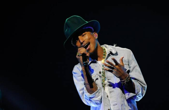 pharrell 3 web Pharrell   #AMEXUnstaged Concert (Live Performance) (Full Video)