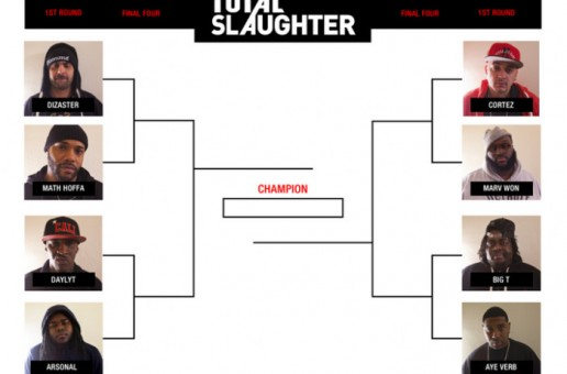 Road to Total Slaughter Ep. 2 (Arsonal vs Daylyt, Dizaster vs Math Haffa) (Video)
