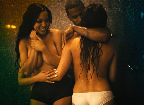 trey songz foreign official video HHS1987 2014 Trey Songz   Foreign (Official Video)