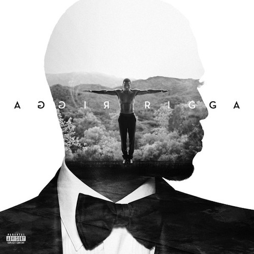 triggafront Trey Songz Unveils Official Cover Art & Tracklist For His Forthcoming Studio Album Trigga !!