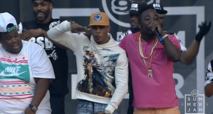 troy ave hot 97 summer jam 2014 vlog HHS1987 Troy Ave   Hot 97 Summer Jam 2014 Vlog