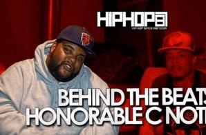 HHS1987 Presents Behind The Beats with Honorable CNote (Video)