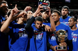 The Sacramento Kings win the 2014 Las Vegas NBA Summer League Championship (Video)