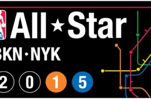 NBA Reveals the 2015 NBA All-Star Weekend Logo (Photo)
