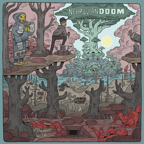 NOo9wxI Bishop Nehru & DOOM – OM
