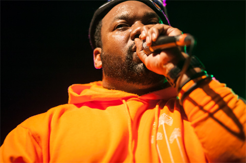 Raekwon Joined By Bobby Sch Raekwon Joined By AZ, Bobby Shmurda, & More At Brooklyn Hip Hop Fest (Video)