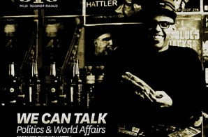 S.T.S. – We Can Talk Politics & World Affairs (EP)