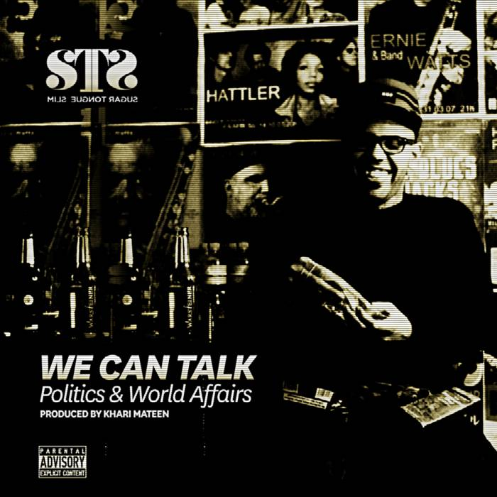 STS WhiteGold 07142014 S.T.S.   We Can Talk Politics & World Affairs (EP)