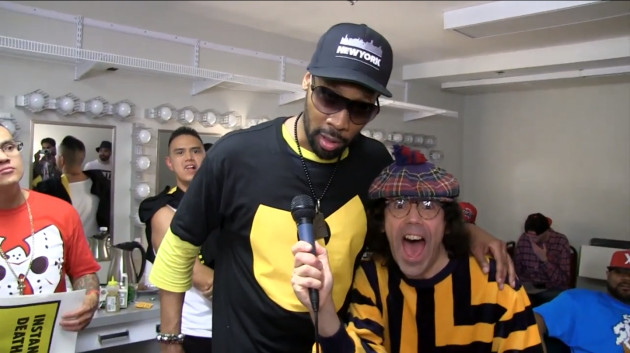 Screen Shot 2014 07 07 at 11.22.33 AM 630x353 1 Nardwuar Vs. Wu Tang Clan (Video)