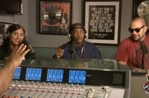 Hot 97's 'Ebro In The Morning' Show Gets Joined By Ja Rule (Video)