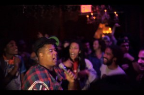 "iLoveMakonnen Performs ""I Don't Sell Molly No More"" in New York City (Video)"