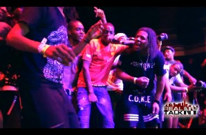 "Bobby Shmurda Performs ""Hot Nigga"" at Webster Hall (Video)"