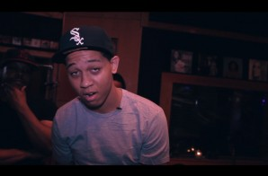 A day in the life with 3 Little Digs Starring Lil Bibby (Video)