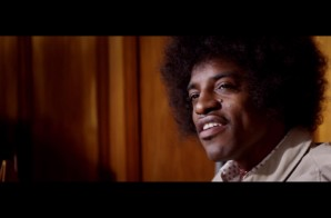 "Andre 3000 Stars In ""Jimi: All Is By My Side"" (Trailer 2) (Video)"