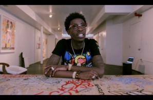 """Rich Homie Quan Teams Up With Jeezy's 8732 Brand For His New Clothing Line """"RICH"""" (Video)"""