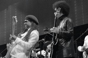 Prince & Nile Rodgers – Let's Dance (Live At 2014 Essence Festival) (Video)