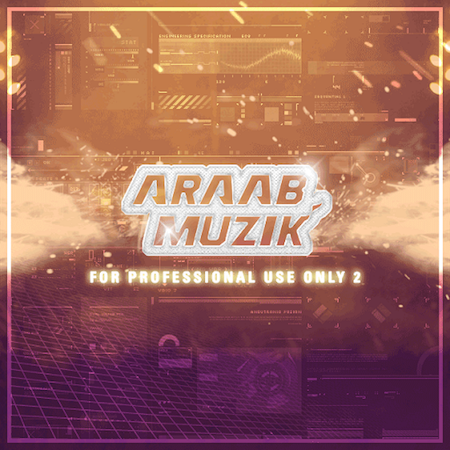 araabMUZIK-For-Professional-Use-Only-2-cover