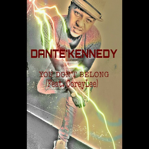 artworks 000085519087 q7j0fn t500x500 Corey Lee x Dante Kennedy   You Dont Belong