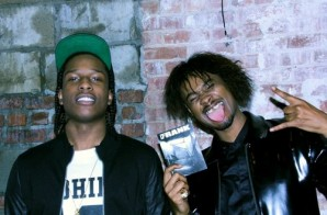 Danny Brown & A$AP Rocky – 1 Train (Live At Wembley) (Video)