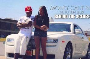 Behind The Scenes: Ne-Yo x Young Jeezy – Money Can't Buy (Video)