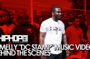 """Behind The Scenes Of Omelly's """"DC Stamp"""" Music Video [HHS1987 Exclusive]"""