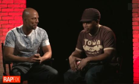 commonXrapfixlive Common Talks Rakim Inspiring Nobodys Smiling, New Chi Town Artists, Past Beefs & More w/ RapFix (Video)