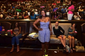 Kandi Burruss, Toya Wright, Angel McCouughtry & More Gather for