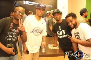 "HHS1987 x Tunnel Vision x Precise Earz Hold ""Media Appreciation"" Event With Microsoft in Atlanta"