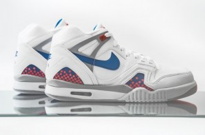 Nike Air Tech Challenge 2 – (White & Royal Blue) (Photos)