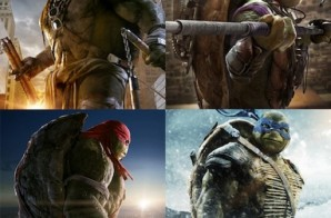 Teenage Mutant Ninja Turtles (Motion Posters) (Video) (In Theaters Aug. 8th)