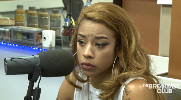 keyshia cole addresses lesbian rumors her husband new album more with the breakfast club video HHS1987 2014 1 Keyshia Cole Addresses Lesbian Rumors, Her Husband, New Album & more with The Breakfast Club (Video)