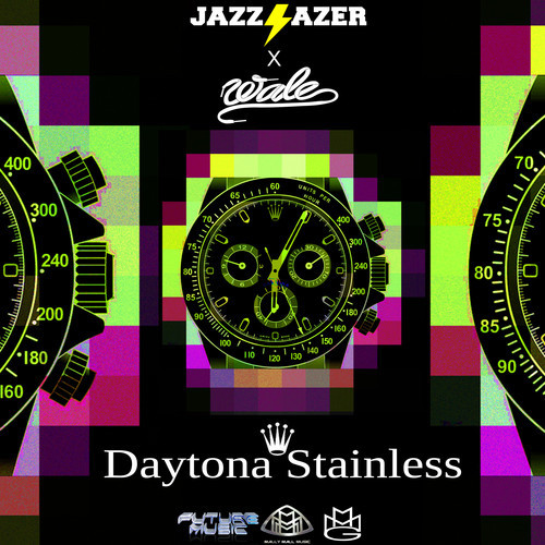 kszwPrG Jazz Lazer – Daytona Stainless Ft. Wale