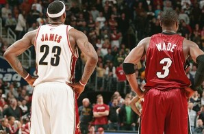 Showdown In South Beach: Lebron & The Cavs Will Face The Miami Heat On Christmas Day