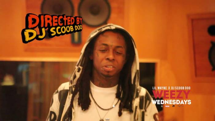 lil wayne weezy wednesdays episode 20 video HHS1987 2014 Lil Wayne   Weezy Wednesdays (Episode 20) (Video)