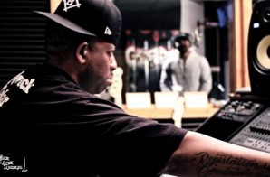 Loaded Lux – Bars In The Booth with DJ Premier (Video)