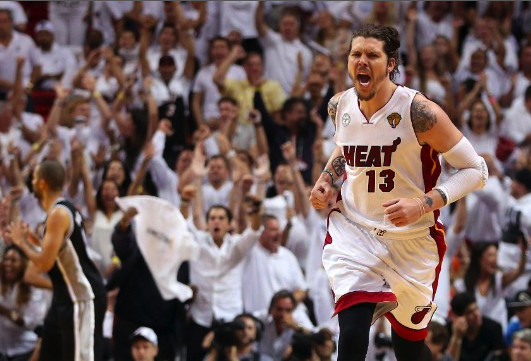 mike miller 1 Joining The King: Mike Miller & James Jones sign with the Cleveland Cavs