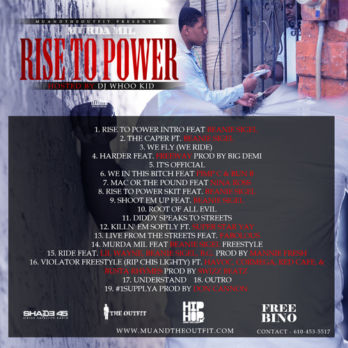 murda-mil-rise-to-power-mixtape-hosted-by-dj-whoo-kid-tracklist-2014-HHS1987