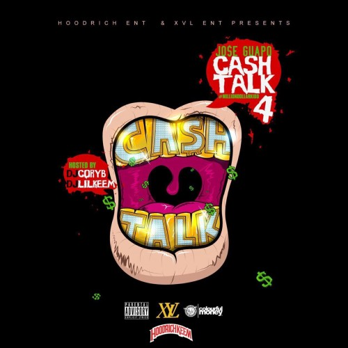 nFqei0o Jose Guapo – Cash Talk 4 (Mixtape)