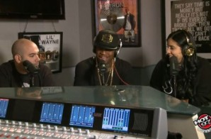 Ne-Yo – Ebro In The Morning Show (Video)