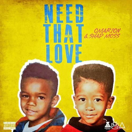 omarion need that love ft shad moss HHS1987 2014 Omarion   Need That Love Ft. Shad Moss