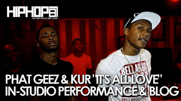 phat-geez-kur-its-all-love-in-studio-performance-blog-video-HHS1987-2014
