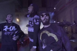 The Zombie Kids x Waka Flocka Flame – Broke (Official Video)