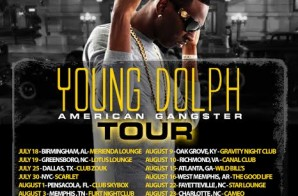 Young Dolph – American Gangster (Tour Dates)