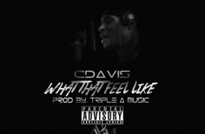 C.Davis – What That Feel Like (Prod. Triple A Beats)