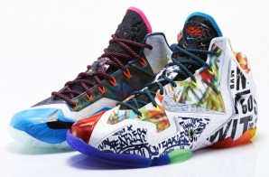 "Nike ""What the Lebron 11"" Set to Release on September 13th"