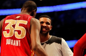 35 In Toronto: NBA Fines The Raptors $25,000 For Drake Trying To Recruit Kevin Durant (Video)