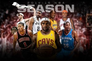 The NBA's 2014-15 Schedule Is Out (Check Out The Big Games Now)