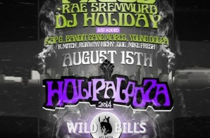 Migos x Rae Sremmurd x Lil Durk x Que & More Set To Perform At DJ Holiday's Holipalooza Tonight