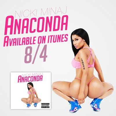 Nick Minaj   Anaconda (LQ Version)